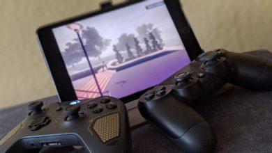 Bild von PS4- oder Xbox-One-Controller mit iPad, iPhone oder Apple TV verbinden