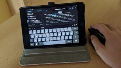 Bild von Anleitung: iPad und iPhone mit der Maus bedienen
