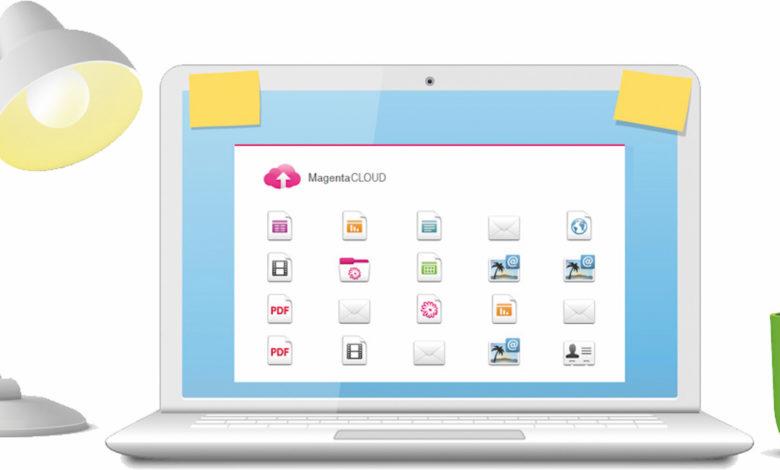 Dateien ganz einfach hochladen? Die Telekom-Cloud macht's möglich (Quelle: Telekom)