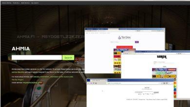Bild von Darknet: Vier Suchmaschinen im Vergleich