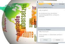 Bild von DeepL: Übersetzungen (fast) in Muttersprachler-Qualität gratis