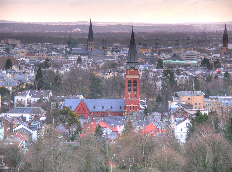 Bonn: Wunderschön, aber verrückt. (Bild: Christian Rentrop)