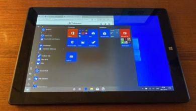 Bild von Chuwi Hi10 und andere Windows-China-Tablets neu aufsetzen