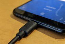 Bild von Handy lädt nicht über USB-C? Probiert das hier!