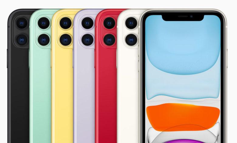 Das iPhone 11 (Bild: Apple)