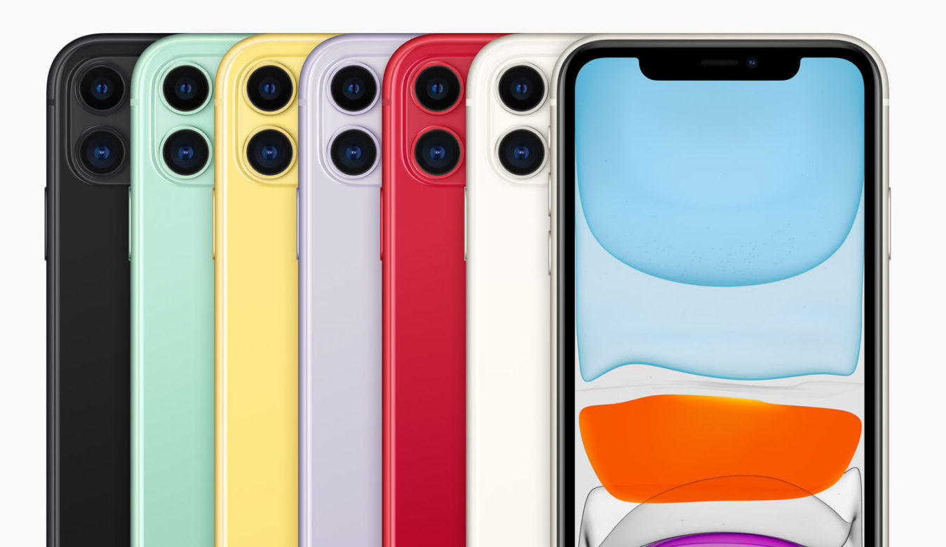 Das iPhone 11 (Bild: Apple)