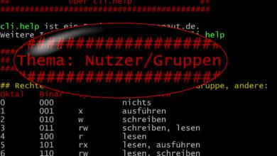 Bild von cli.help – Update: Nutzerverwaltung unter Linux