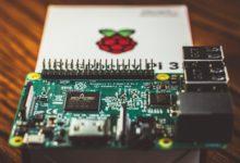 Der Raspberry Pi ist mit wenigen Handgriffen einsatzbereit (Bild: albertoadan/pixabay)