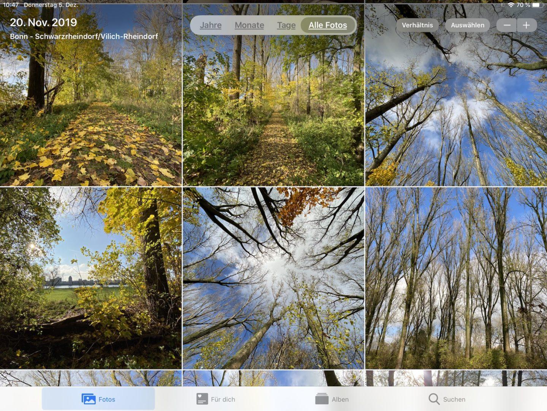 Die Fotos-App ist endlich leistungsstark genug.