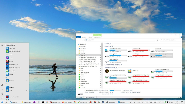 Umstellung Von Windows 7 Auf 10
