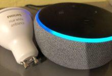 Amazon Alexa mit Phillips Hue koppeln