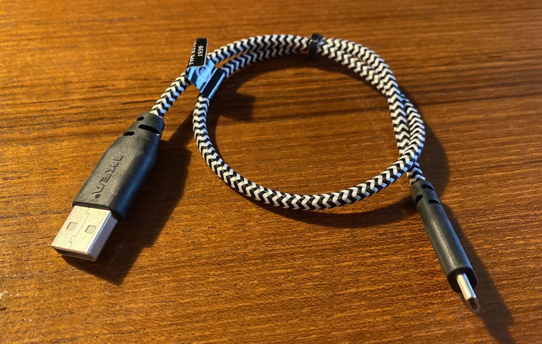 Die einfachste Form: USB-A auf USB-C. Damit lassen sich aber nur Handys laden. (Bild: Tutonaut)