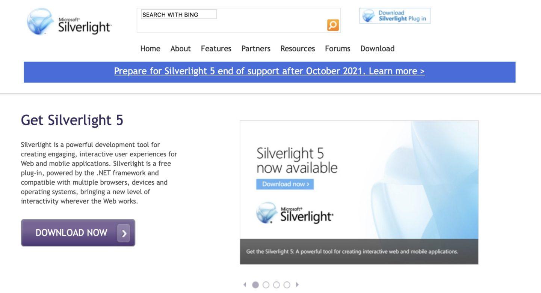 Mit Silverlight war Microsoft viel zu spät dran.