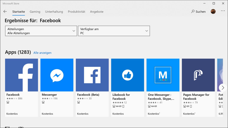 Social-Network-Apps sind auf dem Desktop so sinnvoll wie... Microsoft Silverlight.