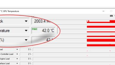 Bild von Temperatur von Grafikkarte und Prozessor auslesen