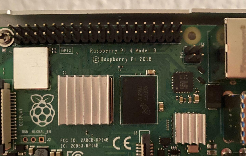 Ein Raspberry Pi 4B ist eine gute Wahl für das Projekt. (Foto: Tutonaut)