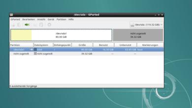 Bild von Festplatten unter Linux klonen – auch über das Heimnetz