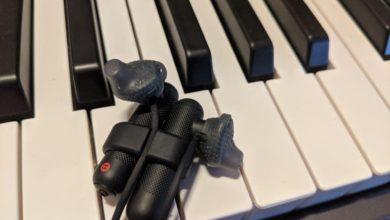 Bild von Test: Sony WI-SP500, Sport-Bluetooth-Kopfhörer mit klassischen Ohrstöpseln
