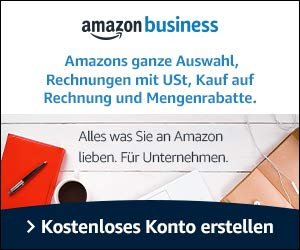 Amazon Business gratis Konto