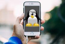 Bild von Anleitung: Linux auf alten iPhones installieren
