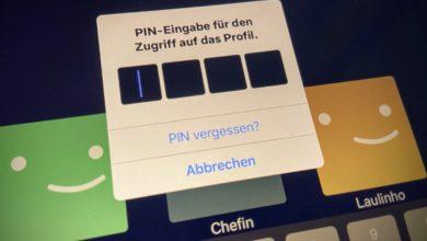 Bild von Anleitung: Netflix-Profile mit PIN-Code schützen