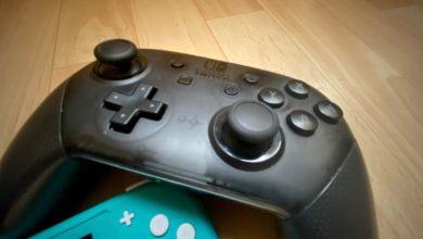 Bild von Nintendo Switch: Controller-Belegung anpassen