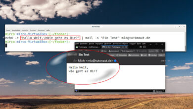 Photo of Mail-Versand im Linux-Terminal via Google-Konto
