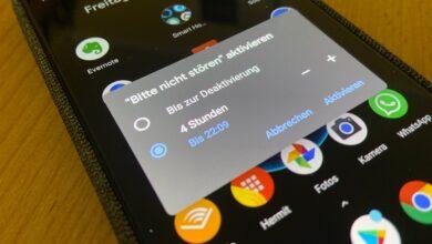 Bild von Anleitung: Nicht-Stören-Modus unter Android nutzen