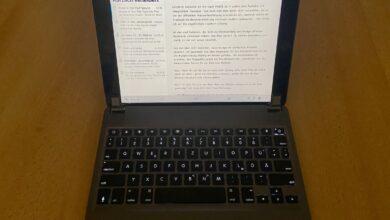 Bild von Brydge Wireless Keyboard für iPad 10.2 im Test