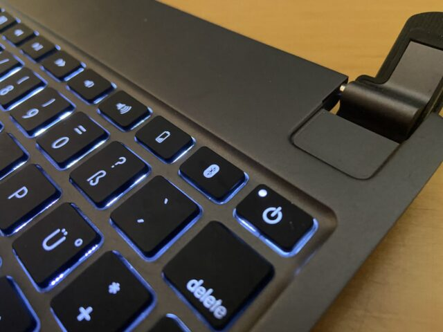 iPad Funktionstasten Brydge
