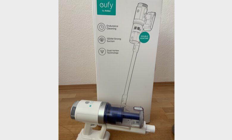 Eufy HomeVac S11 im Test