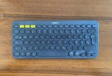 Bild von Logitech K380 im Langzeit-Test: Das Alles-Paletti-Keyboard