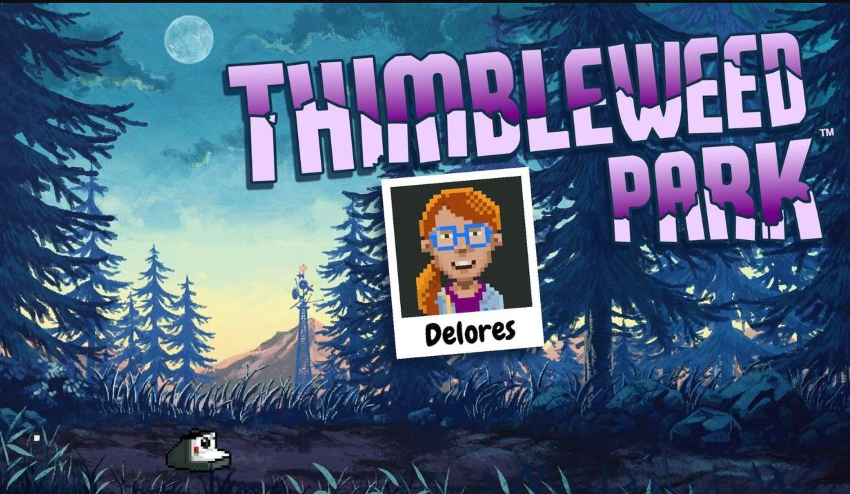 Thimbleweed Park Delores Download gratis