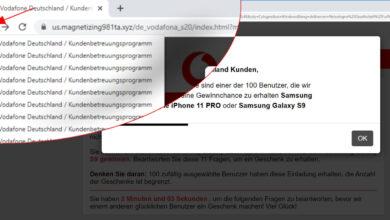 Bild von Zurück-Taste im Browser geht nicht? Die Lösung.