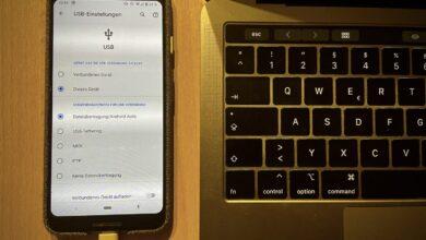 Bild von Android: Dateien einfacher von und zum Mac übertragen