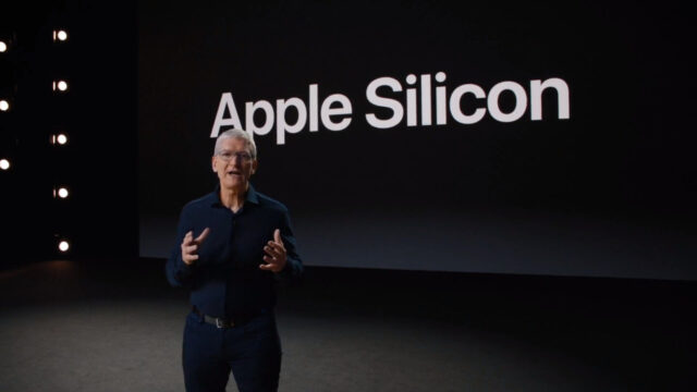 Apple Silicon WWDC 2020