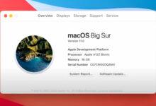 Der Mac läuft künftig mit ARM-Prozessoren (Bild: Apple WWDC 2020)