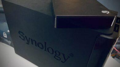 Bild von Synology-NAS: Externe Festplatten und USB-Sticks nutzen