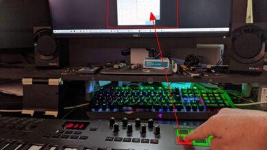 Bild von MIDI-Controller als Windows-Eingabegerät nutzen