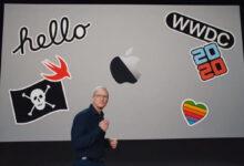 Bild von Apple WWDC 2020 – historisches Silikon