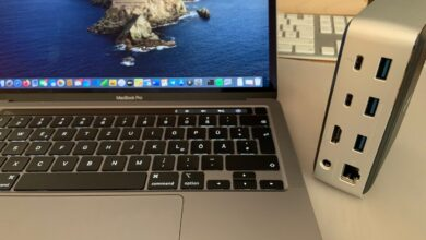 Photo of Thunderbolt 3-Dock Power Expand Elite von Anker im Test – Mehr Ports!