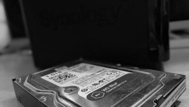 Bild von Synology-NAS: Festplatten sicher löschen und Werkseinstellungen wiederherstellen