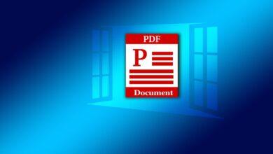 Bild von Windows 10: PDF erstellen, lesen, bearbeiten und verkleinern
