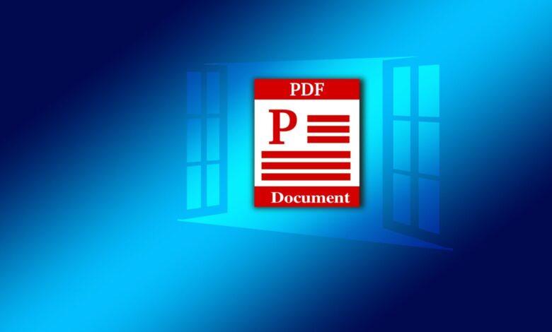 Der Umgang mit PDFs unter Windows ist simpel – und kostenlos! (Bild: OpenClipart-Vectors/Gerd Altmann)