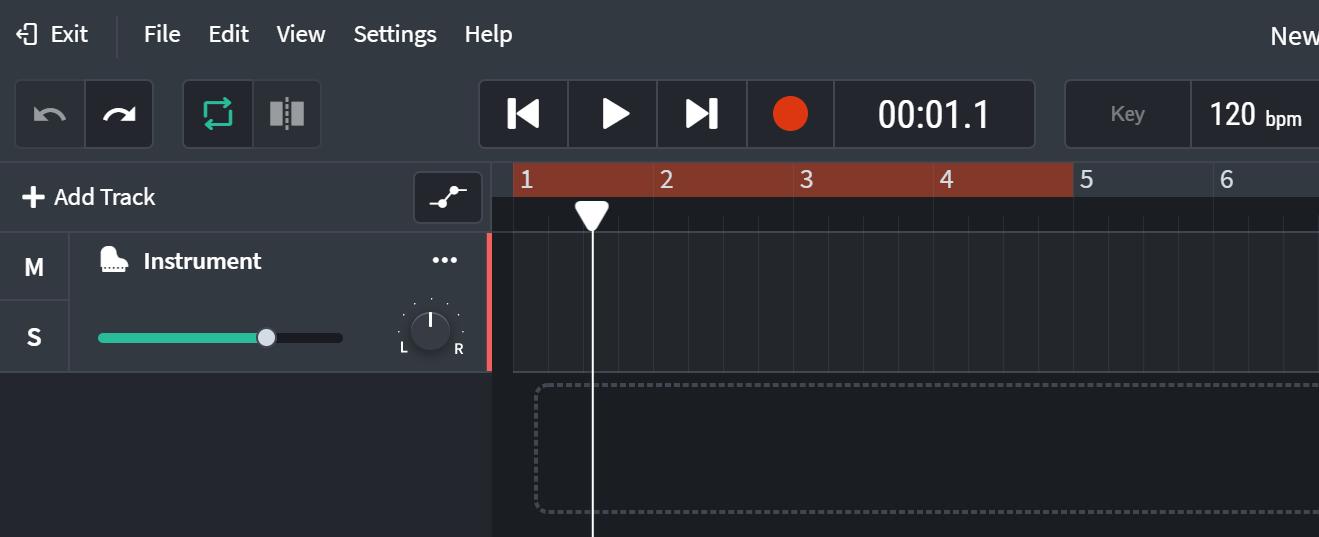 bandlab screenshots