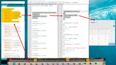 Bild von Projekt Tutobar: Arduino- und Autohotkey-Skripte 2/3 (Software)