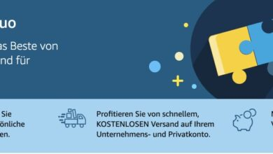 Photo of Amazon Business Prime Duo: Prime-Lösung für Solo-Unternehmer
