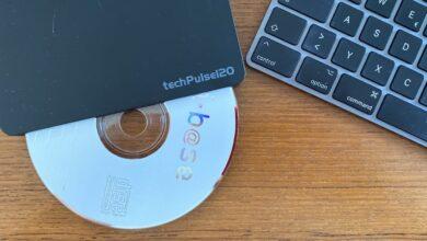 Bild von Es ist an der Zeit, Eure alten CDs und DVDs zu sichern!