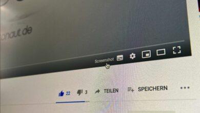 Bild von YouTube: Einfacher Screenshots von Videos erstellen