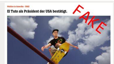 Bild von Medienkompetenz vs. Bildbearbeitung: News-Screenshots faken